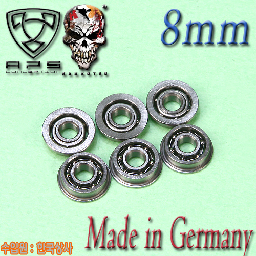 8mm Bearing / Made in Germany
