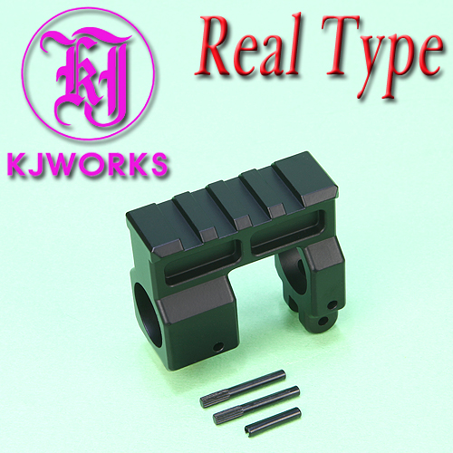 Real Type Rail Gas Block