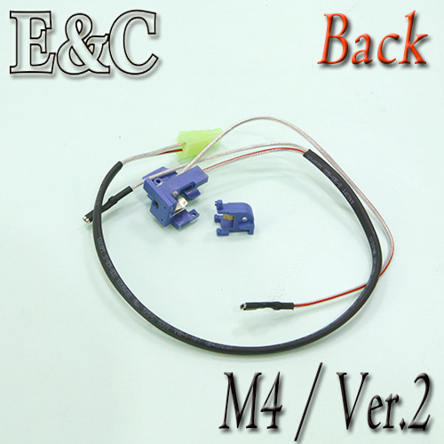 Silver Wire Switches Set  / Ver.2 (Back)