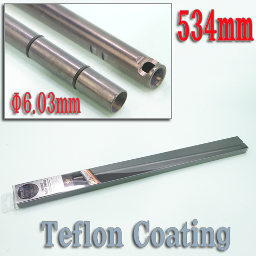 Nanotech Teflon Coating  Inner Barrel / 534mm