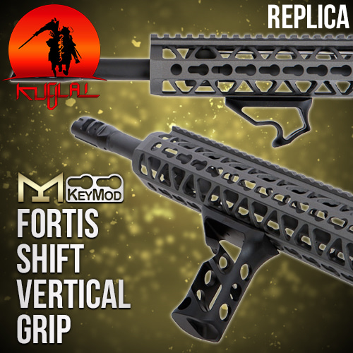 PTS Fortis Shift Vertical Grip / KUBLAI