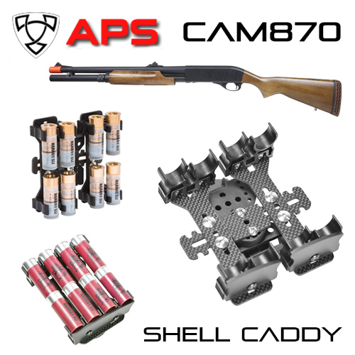 870 Shotshell Caddy System with Belt Loop