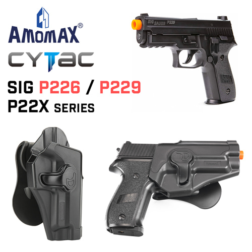 Tactical Holster for SIG P22X