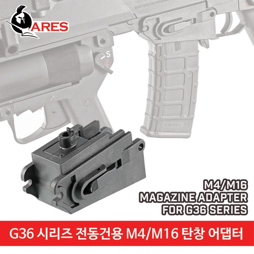 M4/M16 Magazine Adapter For G36 AEG Series