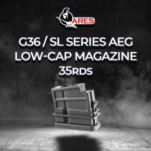 G36 35rds Low-Cap Magazine