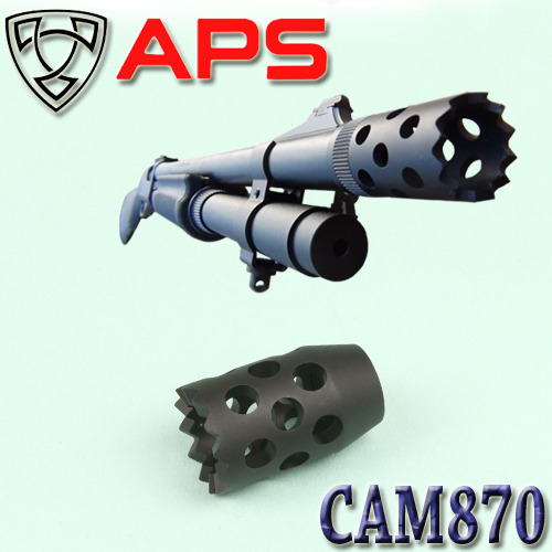 CAM870  Breaching Flash Hider / 2""