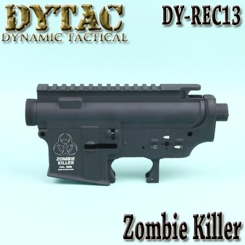 Zombie Killer Metal Body  / BK