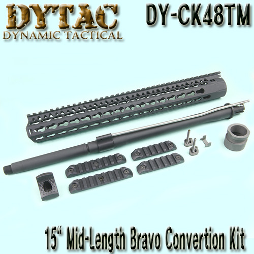 15 Mid-Length BRAVO Convertion Kit / BK