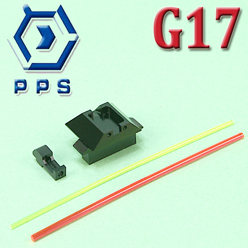 G17 Fiber Optic Sight / CNC