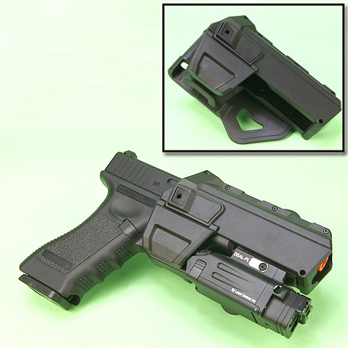Movable Holsters / GLOCK