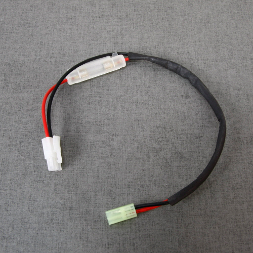 Long Conector Wire With Fuse