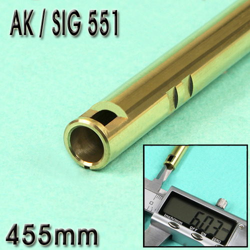 6.03mm Precision Inner Barrel for AK47