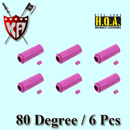 Hop Up Bucking - 80 Degree / 6 Pcs