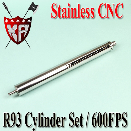 R93  Cylinder Set / Stainless CNC