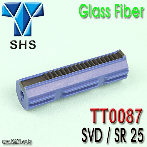 Glass Fiber  Less Friction Piston / SVD. SR 25