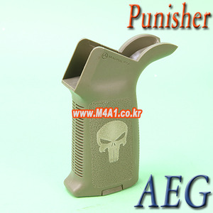 MOE AEG Punisher Grip / TAN