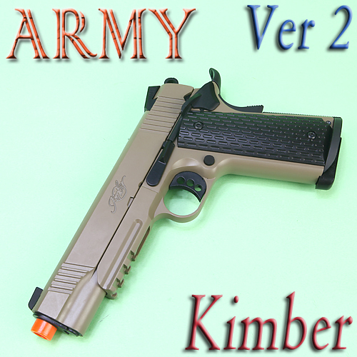 Army Kimber  / Ver.2 (TAN)