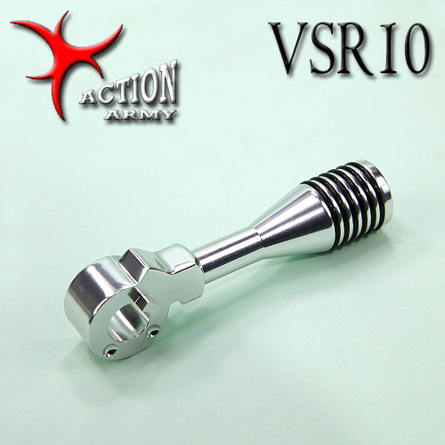 VSR10 Bolt Handle / Silver