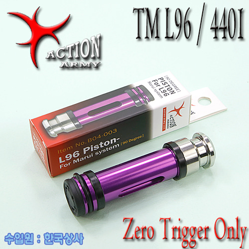 TM L96 / 4401 ZT Piston
