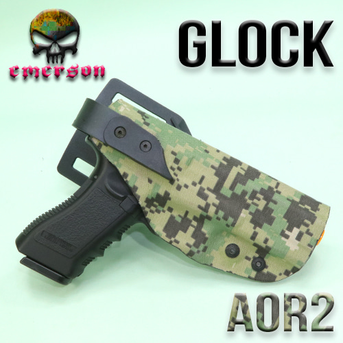 Glock XST Style Standard Holster (AOR2)