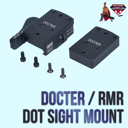 DOCTER / RMR Dot Sight Mount