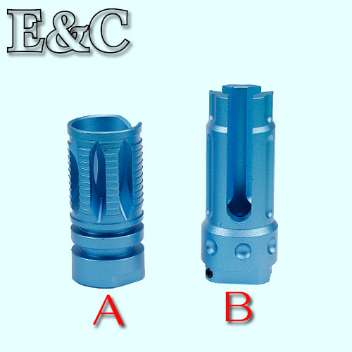 E&C Blue Color Parts