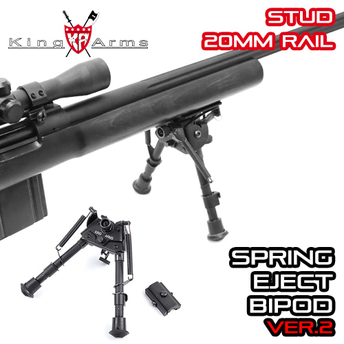 Spring Eject Bipod / Ver.2