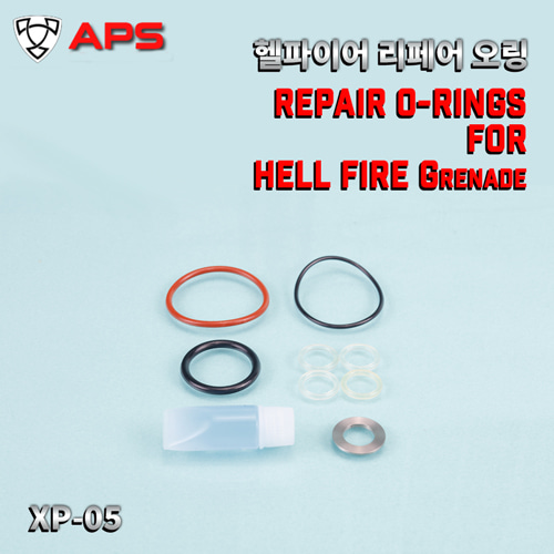 Repair O-Rings for Hell Fire Grenade