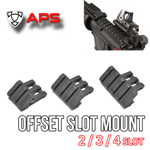 Offset Slot Mount