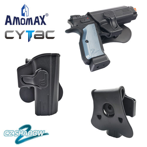 Tactical Holster for CZ Shadow2