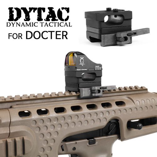 KAC style QD Mount for DOCTER Sight