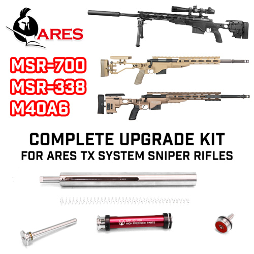 Complete Upgrade Kit For Ares MSR (MSR700/MSR338/M40A6)