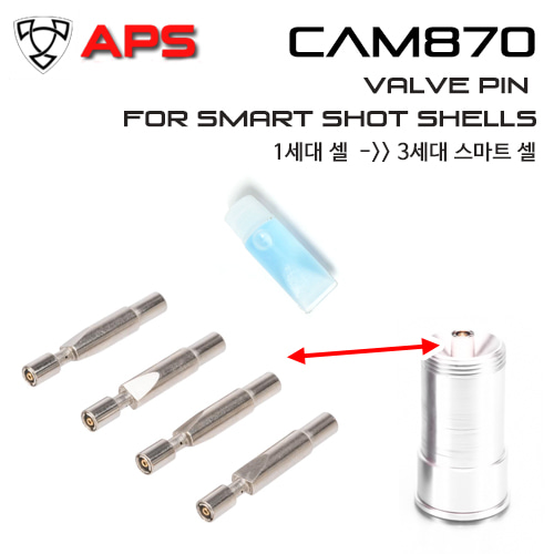 870 Valve Pin for Smart Shell