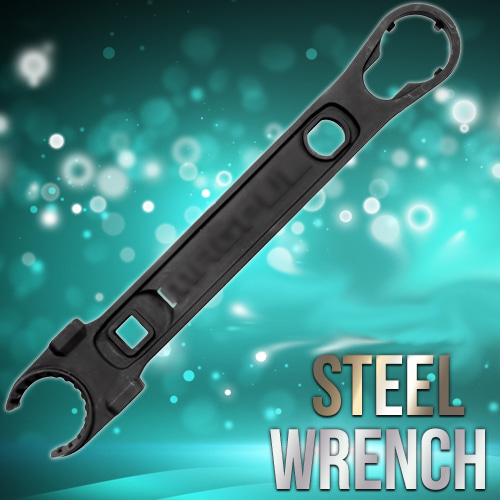 Steel Wrench