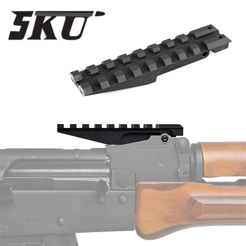 5KU AK Rear Sight Mount Base