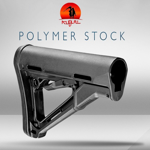 Tactical Polymer Stock / Black