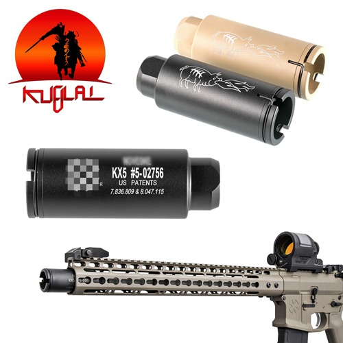 Kublai KX5 Flash Hider