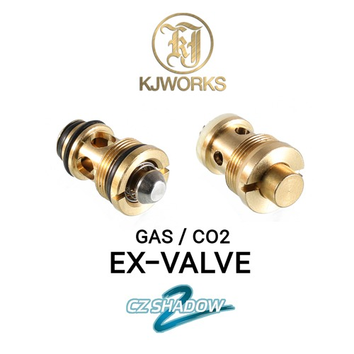 Shadow2 Ex-Valve (Gas / CO2)