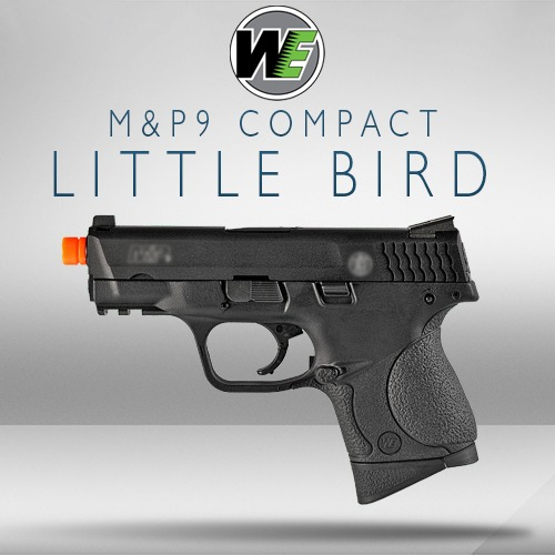 WE Little Bird / Compact