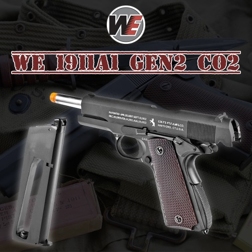 WE 1911A1 CO2 / Gen2