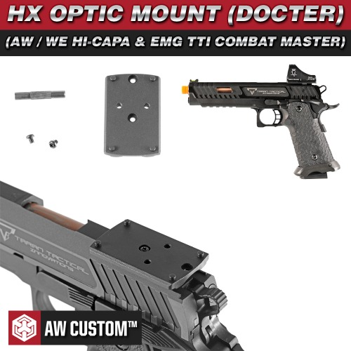 HX & WE Hicapa Optic Mount (Docter)