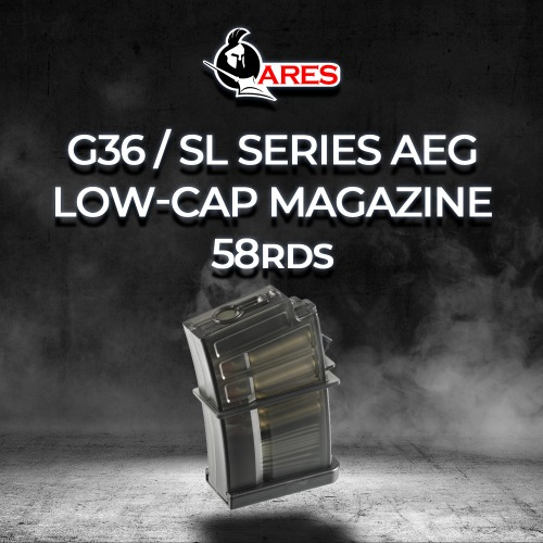 G36 58rds Low-Cap Magazine