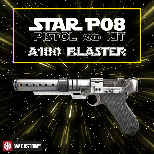 Star P08 / A180 Blaster (P08 & Kit Set)