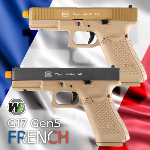 WE G17 Gen5 French Ver.
