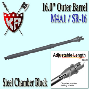"16.0"" Outer Barrel / AEG"