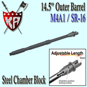 "14.5"" Outer Barrel / AEG"