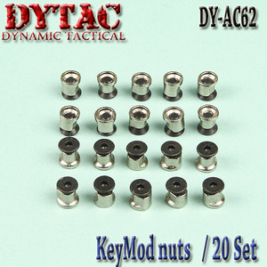 KeyMod Nuts / 20 Set