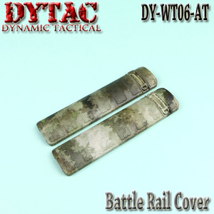 Water Transfer Battle Rail Cover (2 Pcs) / A-Tacs