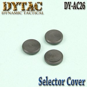 M4 Metal Body Selector Cover / 3 Pcs