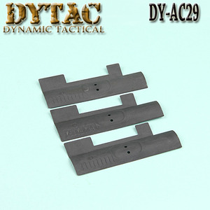 M4 / M16 Bolt Cover / 3 Pcs